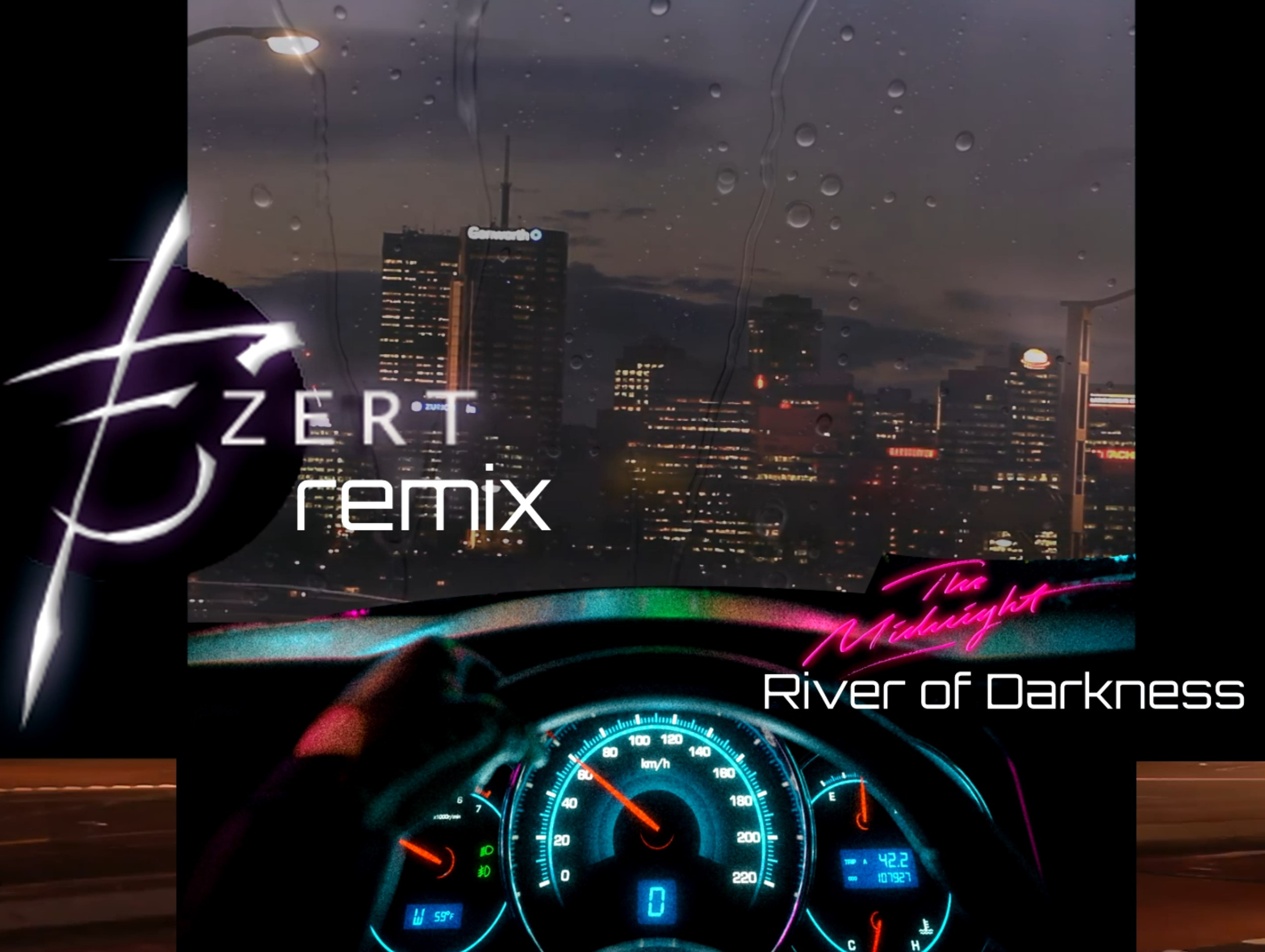 The Midnight - River Of Darkness (Ezert Remix)